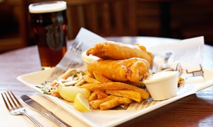 McGarvey's Wee Pub: Irish Food and Drinks at McGarvey's Wee Pub (Up to 52% Off). Four Options Available.