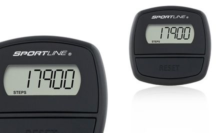 Step Pedometer. Free Returns.