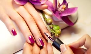 Alice Cosmetics: 1 oder 2 Maniküren inklusive Peeling, Handmassage und Lack bei Alice Cosmetics ab 14,90 (bis zu 69% sparen*)