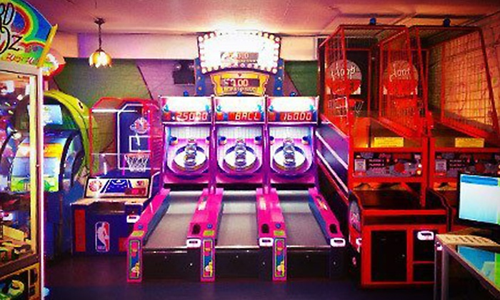 Chinatown Fair - Chinatown: $15 for $30 Worth of Arcade Play at the Chinatown Fair