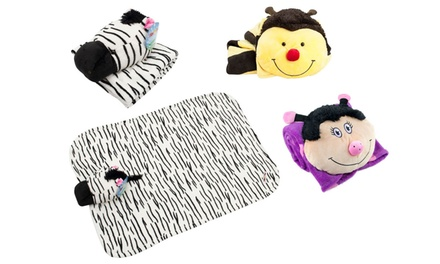 Pets Roll Up Blanket in Choice of Design for £7