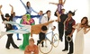Cirque Musica - Abbotsford Centre: Cirque Musica for One or Four on Saturday, October 5, at 7:30 p.m. (Up to 61% Off)
