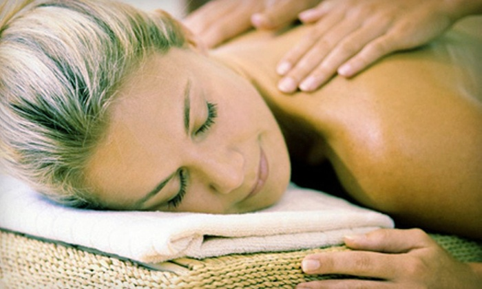 Salon RendézVous Spa - Orland Park: $65 for a Mani-Pedi Spa Package with Massage or Facial at Salon RendézVous Spa in Palos Park (Up to $132 Value)