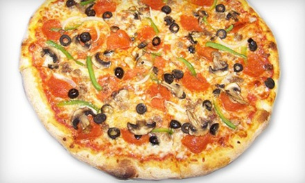 Italian Food at Black Dog Pizza (Up to 45% Off)