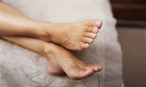 Laser Treatment Specialists: Laser Toenail-Fungus Treatment on One or Both Feet at Laser Treatment Specialists (Up to 55% Off)
