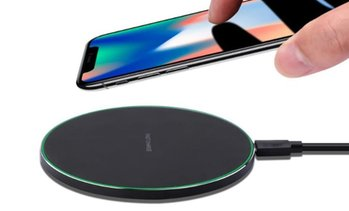 Caricabatterie wireless smartphone