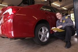 55% Off Wheel Alignment at Precision Tune Auto Care  at Precision Tune Auto Care, plus 6.0% Cash Back from Ebates.