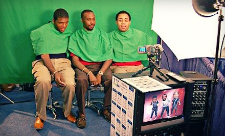 3-Hour Green-Screen Music Video Production (a $900 value) - Boogie Heads Omaha in