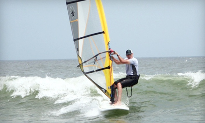 Extreme Windsurfing - Extreme Windsurfing: $40 Worth of Watersport Rentals and Lessons