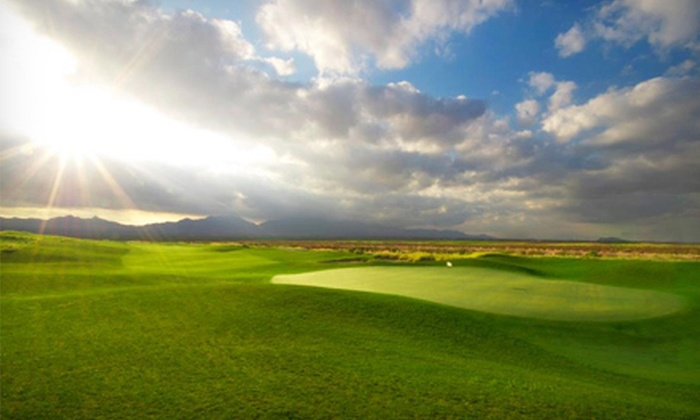 Red Hawk Golf Club - Las Cruces: Round of Golf with Cart Rental on Monday–Thursday or Friday–Sunday at Red Hawk Golf Club (Up to Half Off)