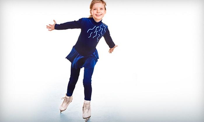 Watertown Skating Club - Watertown: Children's or Adult Ice-Skating Lessons at Watertown Skating Club (Half Off)