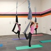 Up to 77% Off Aerial-Yoga Classes