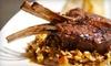 Mezzo Ristorante - Walkerville: Italian Cuisine and Drinks for Dinner or Lunch at Mezzo Ristorante (Half Off)