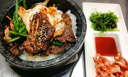 Up to 43% Off Pan-Asian Cuisine for Dinner at Asia Bistro