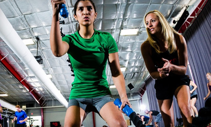 CG Arena - North Burnet: $75 for Personal Training Package with One-Month Membership at CG Arena ($319 Value)