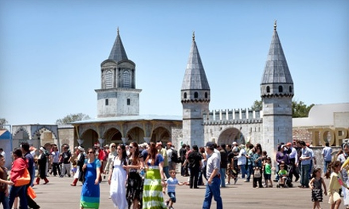Anatolian Cultures & Food Festival - Costa Mesa: $12 for Two Adult Admission Passes to the Anatolian Cultures & Food Festival for May 16-19 (Up to $24 Value)