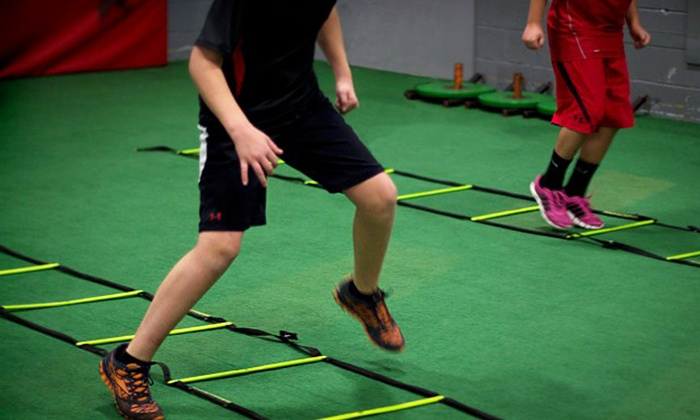 The FieldHouse - Sudbury: One or Ten 60-Minute Strength and Conditioning Sessions for Youth Athletes at The FieldHouse (Up to 65% Off)