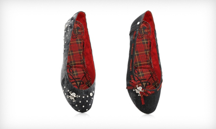Redfoot Carnaby Street Foldable Flats: $19 for Redfoot Carnaby Street Foldable Flats ($80 List Price). Multiple Styles and Sizes Available.