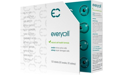 Everycell Multivitamin Supplements (120-Count)