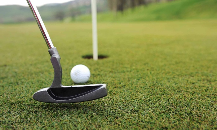 Table Creek Golf Course - Table Creek Golf Course: Golf for Two or Four Including Cart, Range Balls, and Hot Dog Lunches at Table Creek Golf Course (Up to 52% Off)