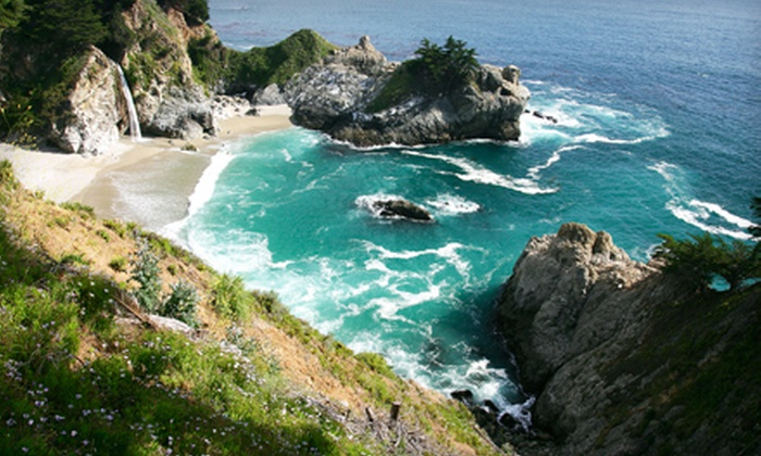 Bay Area Expeditions - Central North San Francisco: Overnight Big Sur Backpacking Trip with Meals for One or Two from Bay Area Expeditions (Up to 59% Off)