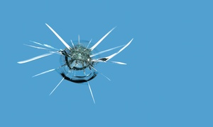 Apple Glass Company: Windshield Repair or Replacement at Apple Glass Company (Up to 61% Off). Four Options Available.