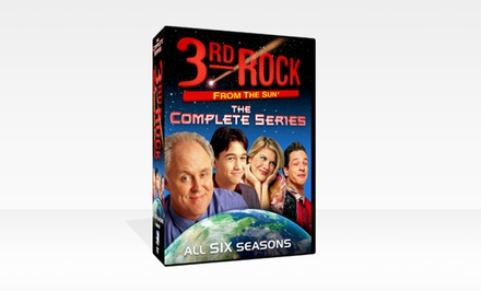3rd Rock from the Sun DVD Box Set.