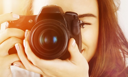 Digital-Photography Workshop from Photography Workshops of Utah.com (Up to 51% Off). Three Options Available.
