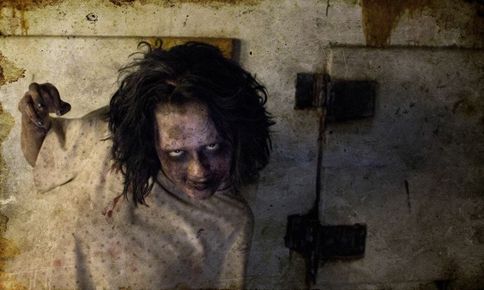 Asylum Haunted House - Denver: $22 for One Asylum Haunted House Fast Pass ($39 Value)