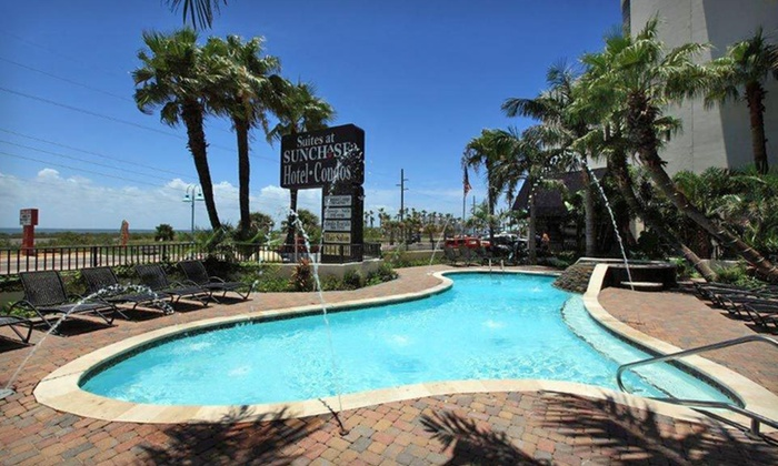 Suites at Sunchase - South Padre Island, TX: Two-Night Stay for Two at Suites at Sunchase in South Padre Island, TX