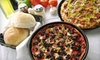 Sanfratellos- Highland, IN - Multiple Locations: $10 for $20 Worth of Pizza and Italian Cuisine at Sanfratello's