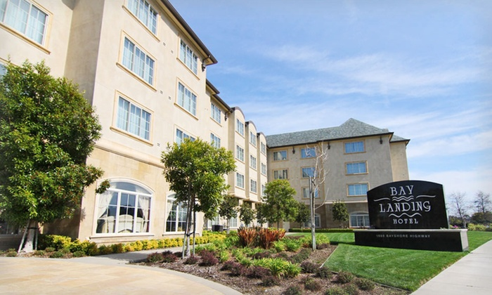 null - San Francisco: Stay at Bay Landing Hotel in Burlingame, CA