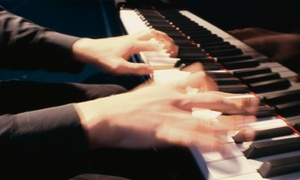Shake, Rattle & Roll Pianos: Shake, Rattle & Roll Dueling Pianos at The Cellar on Saturdays at 10 p.m. through August 29 (Up to 48% Off)