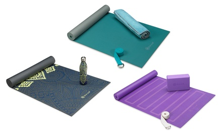 Gaiam Yoga Kit (2- or 3-Piece)