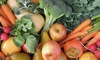 Farm Fresh To You: $16 for $31.50 Worth of Delivered Organic Produce from Farm Fresh To You
