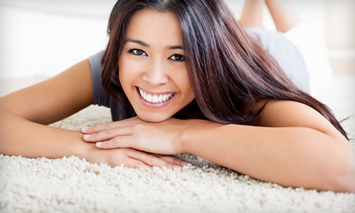 A New Look Carpet & Air Duct Cleaning - Saint Peters: $39 for Carpet Cleaning and an Air-Duct Inspection from A New Look Carpet & Air Duct Cleaning ($179 Value)