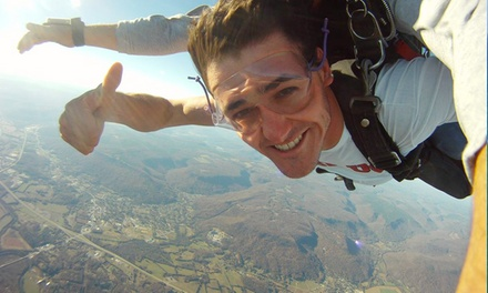Tandem Skydive with Digital Video for One or Two from Chattanooga Skydiving Company in Jasper (Up to 52% Off)