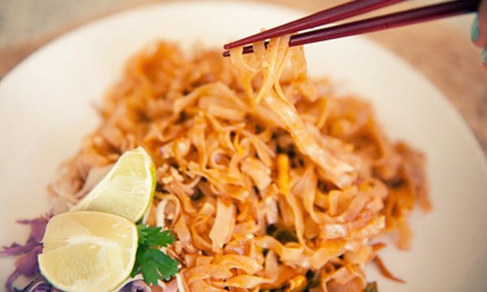 Bangkok Thai Dining - Dupont Circle: $20 for $40 Worth of Thai Cuisine and Drinks at Bangkok Thai Dining