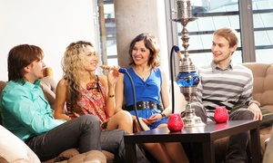 Gypsy Cafe: One or Three Hookahs at Gypsy Cafe (Up to 45% Off)