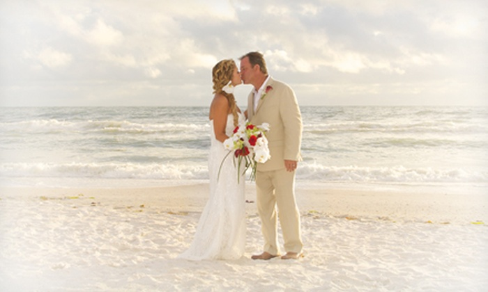 Angela Clifton Photography - Tampa Bay Area: $499 for a Wedding-Photography Package from Angela Clifton Photography ($1,240 Value)