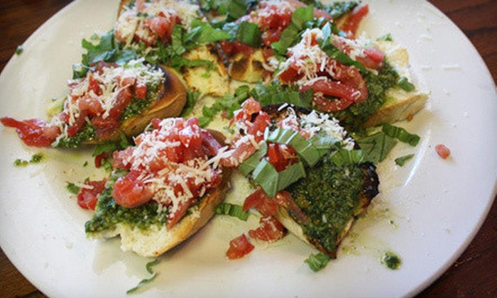 Caffe Pranzo - Central Oklahoma City: $10 for $20 Worth of Italian Fare at Caffe Pranzo