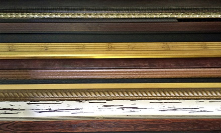 One or Two Groupons, Each Good for $100 Worth of Framing Services at Héctor Framing & Gallery (50% Off)