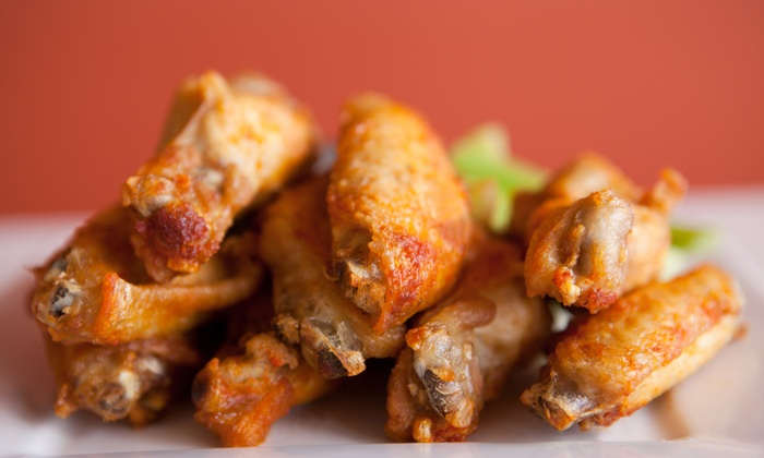 Wing Tastic - Atlanta-Decatur: $13.50 for Three Groupons, Each Good for $7 Worth of Wings at Wing Tastic ($21 Value)