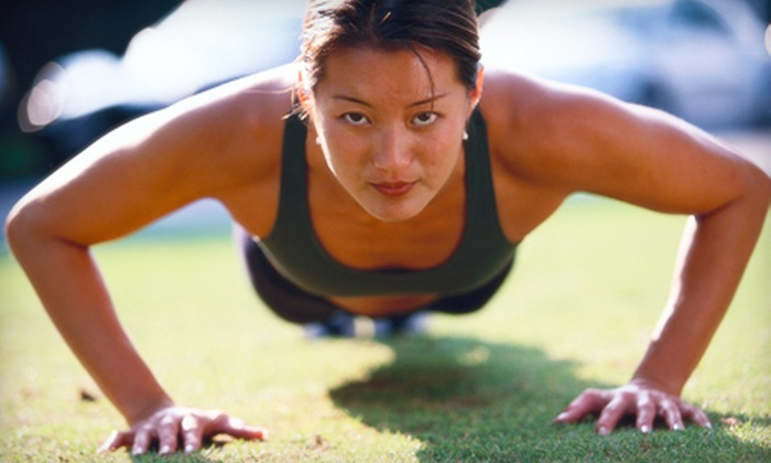 Fitness by Example - Oviedo: Four or Eight Weeks of Unlimited Outdoor Boot-Camp Classes at Fitness by Example (Up to 88% Off)
