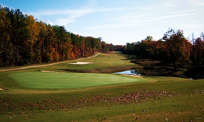 St. Andrews Country Club - Winston: 18-Hole Golf Outing for Two or a Small or Large Event-Room Rental at St. Andrews Country Club (Up to 61% Off)