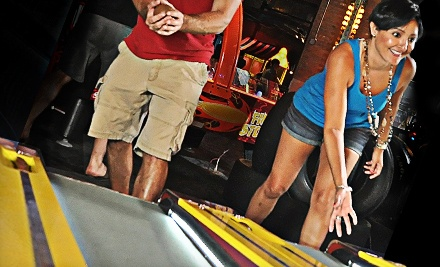 2 Hours Unlimited Game Play and 60 Credits Toward Photo-, Prize-, or Ticket-Granting Games, Valid MondayFriday  - GameTime in Miami