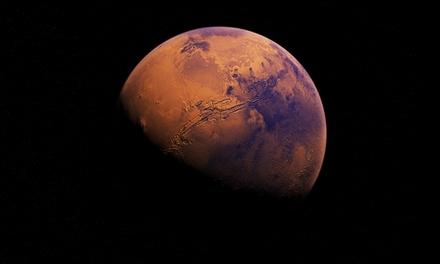 Parcela de Marte con certificado electrónico por 9,90 € con Compra una Estrella del Universo