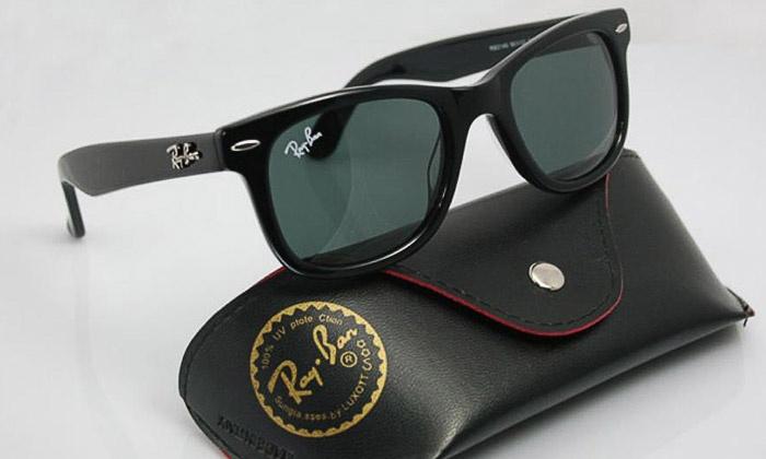 womens ray ban wayfarer sunglasses vc61  Groupon Direct