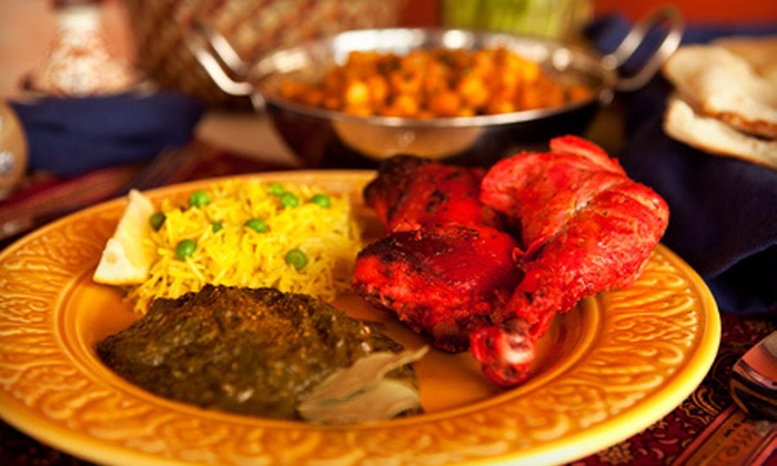 Salaam Bombay - Tribeca: $30 for $60 Worth of Indian Cuisine at Salaam Bombay