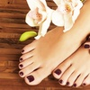 41% Off Mani-Pedi at Om Nailspa